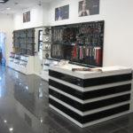 Мебель для магазина бижутерии