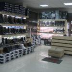 Торговое оборудование для магазина с обувью